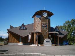 別海町鉄道記念館 外観2