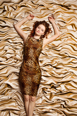 #shiftkleid #leoprint #seide #kleid #gabrielekoch  #sexy #wild #partykleid #hochwertig #mode #fashion #design #cool