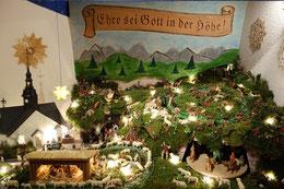 Weihnachtsberg Giegengrün