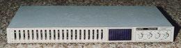 disket aufgebaute LED-Matrix, Potis umgebaut aus Fernseher-Kanalwähler-Rädchen
