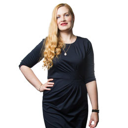 Friseurmeisterin Sandra Rindsland