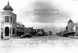 Main Street in 1947