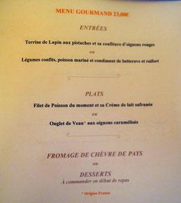 Bild: Restaurant Au Moulin Gourmand, Cadenet
