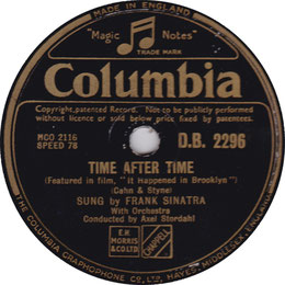 time after time-clasicos del jazz-standards jazz