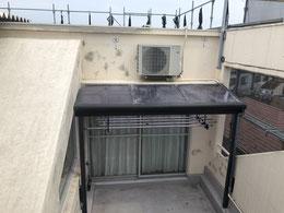施工事例2960 4階建て住宅外壁修繕工事