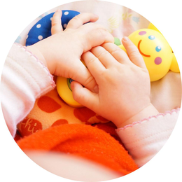 Babymassage Barsinghausen Landringhausen Wennigsen Babykurs Massage