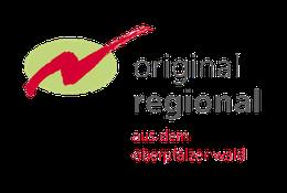 Logo original regional aus dem Oberpfälzer Wald