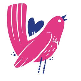 TATUIU, Temporary KlebeTattoo Birdy
