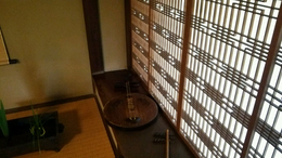 Mさんがご寄贈の月琴 5月3日森川邸