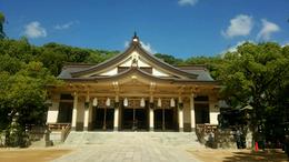 神戸湊川神社