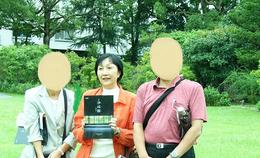 その後頼山陽記念文化財団の研修旅行で再訪。やはりこのパンフレットを持っている。