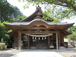高津柿本神社(島根県益田市)