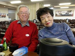 奇跡の出会い。             「日本外史を読む会」の堀尾哲朗さんと。