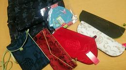石村お勧めの袋物など