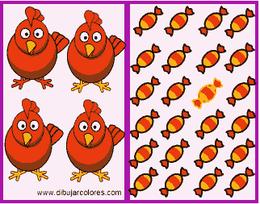ejercicios de atención visual por diferencia visual