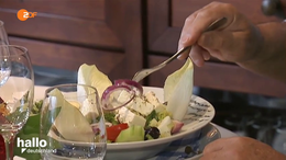 Salat Kanzlerin vom Ertnährungscoach