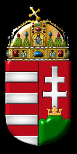 Wappen des Königreiches Ungarn