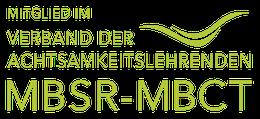 Mitglied im Verband der Achtsamkeitslehrenden MBSR MBCT in Deutschland