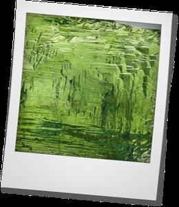 ペリドット原石結晶