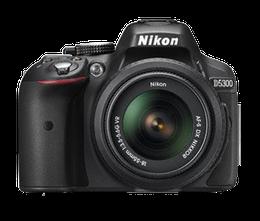 Nikon D5300 / Source : www.nikon.fr