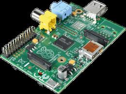 Raspberry Pi Mikrocomputer