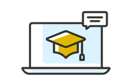 Le Collège CEI dispense des formations en classe virtuel pour ses programmes de courtage, inspection et assurance. Image sous propriété exclusive du collège CEI, réutilisation interdite