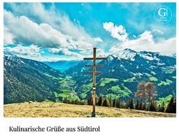 Goourmet Südtirol Newsletter