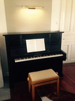 Klavier lernen in und um Heidmühlen
