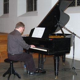 Ludger Morck, Klavier