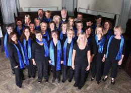 Gospel in Blue