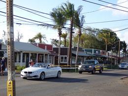 ハワイ オアフ島 ワイキキ ハレイワタウン シェイブアイス 専用車での貸切観光 チャーター 日本語タクシー