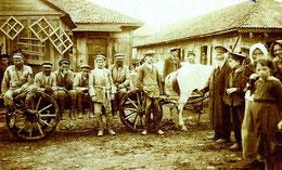 Furhleute, Korez, heute Ukraine (Foto: Zentrum Petersburg Judaica