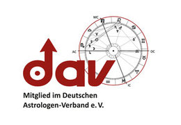 Logo des deutschen Astrologenverbands