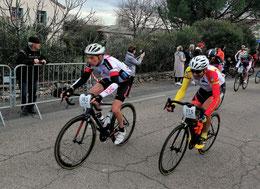 Philippe arrache la 10ème place devant l'ami Liberto