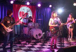 「第8回ミュージックレボリューション」の石垣島大会が開催された=23日夕、ライブスタジオユース