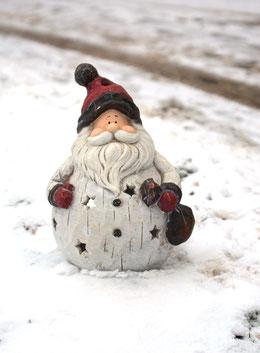 Weißer Advent - für weiße Weihnachten hat es dann nicht mehr gereicht...