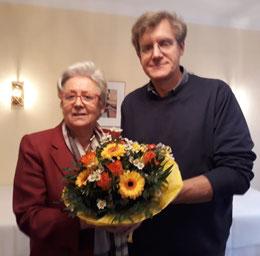 Bärbel Köchel und Axel Langfeldt (v.l.)