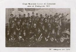 Un immagine del 1919