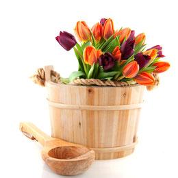 Frühling bei Odoro Essenzen