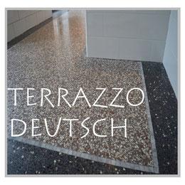 Deutscher Terrazzo, Terrazzo Tedesco, Terrazzoboden