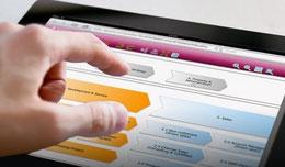 Une démarche processus est facilitée par l'utilisation d'outils numériques comme le logiciel BPM Signavio