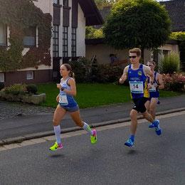 10km Wettkampf in Kemmern