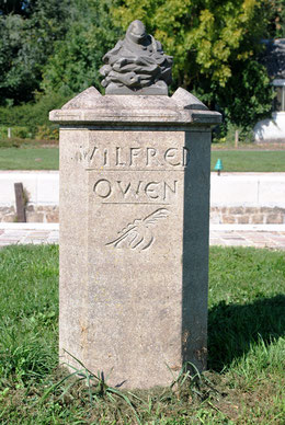 Monument en hommage à Wilfred Owen
