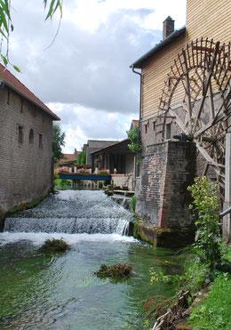 Le moulin de Bettencourt-Rivière