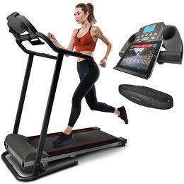 Laufband Vergleich Sportstech F10