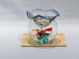 伊藤ナツキ 「金魚鉢L」