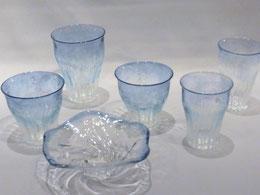 伊藤ナツキ 「海色のグラス」、「氷華」