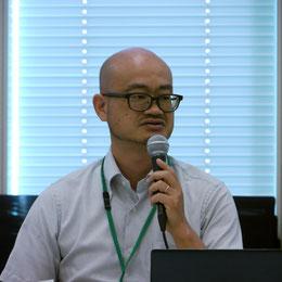 城倉啓 とりプロ事務局長