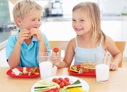 Educazione alimentare dei bambini