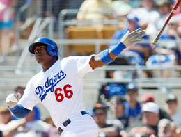 Nella foto  Yasiel Puig (USA Today Sports)